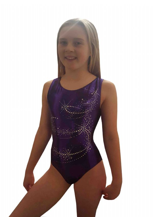 COSMIC PURPLE SLEEVELESS From only £25
